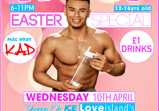 WoW Under 18 Presents EASTER