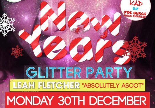 2019 NEW YEARS GLITTER PARTY WITH LEAH FLETCHER